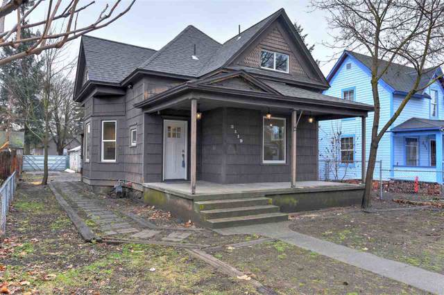 2119 W Gardner Ave, Spokane, WA 99201 (#202011006) :: Prime Real Estate Group