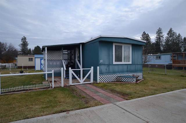 40414 N Newport Hwy Trlr #30, Elk, WA 99009 (#202011150) :: Keller Williams Realty Colville