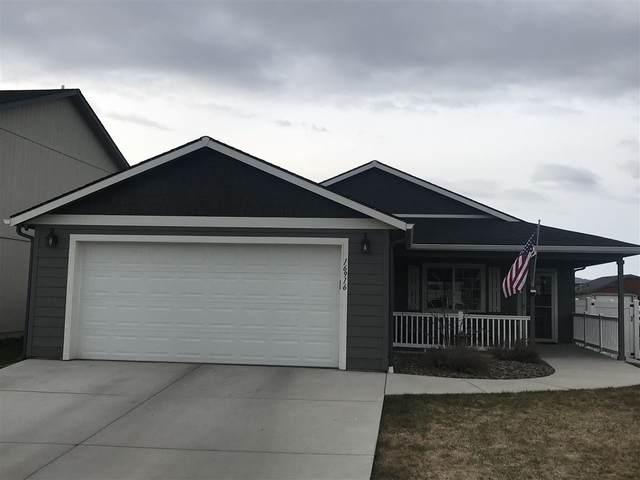 1609 E Marilyn Cir, Deer Park, WA 99006 (#202011262) :: The Spokane Home Guy Group