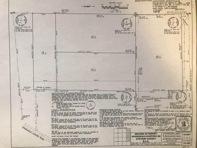 000 Springdale Hunters Rd Lot 3, Springdale, WA 99173 (#202011343) :: Top Agent Team