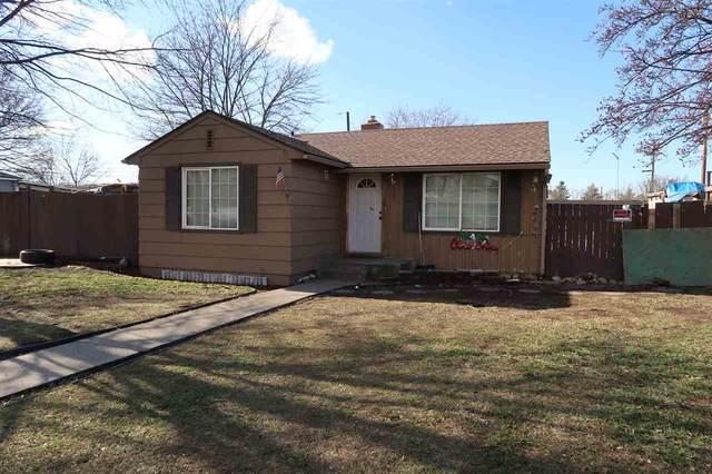 1521 N Lily Rd, Spokane Valley, WA 99212 (#202011411) :: The Spokane Home Guy Group
