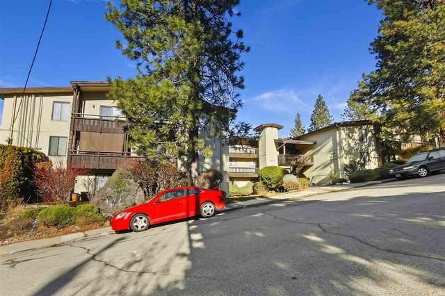 844 W Cliff Dr #104, Spokane, WA 99204 (#202011450) :: Prime Real Estate Group
