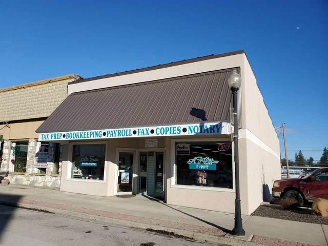 220 S Washington Ave, Newport, WA 99156 (#202011466) :: Northwest Professional Real Estate