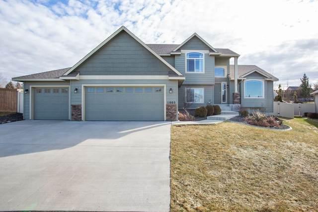 1005 W Highpeak Dr, Spokane, WA 99224 (#202011492) :: Prime Real Estate Group