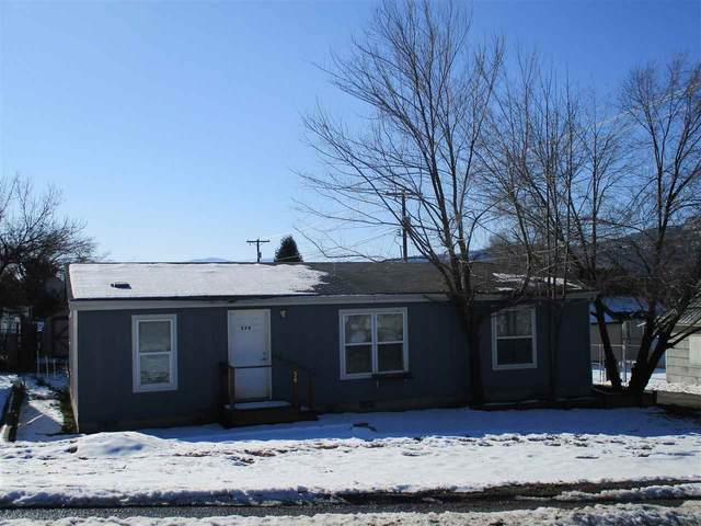 238 E 7th Ave, Colville, WA 99114 (#202011521) :: The Hardie Group