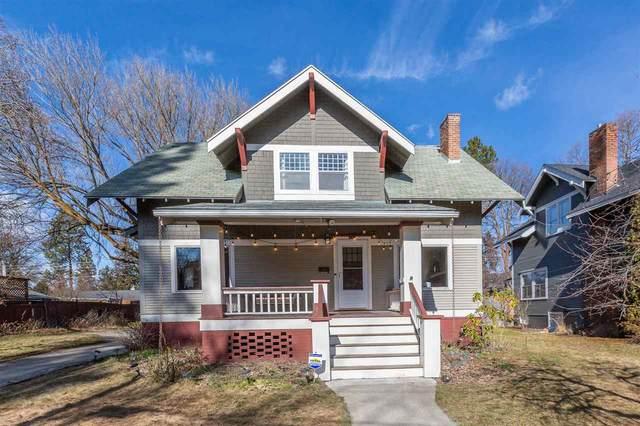 24 W 16th Ave, Spokane, WA 99203 (#202011525) :: Five Star Real Estate Group