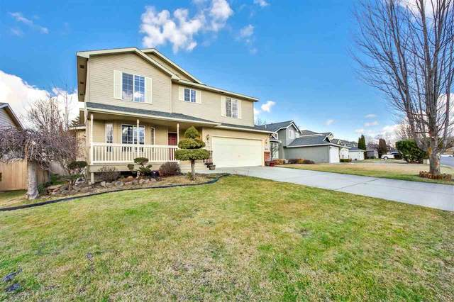916 N Homestead Dr, Liberty Lake, WA 99019 (#202011532) :: Northwest Professional Real Estate