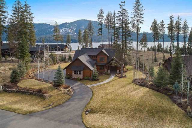 3728 E Basin Falls Rd, Hayden, ID 83835 (#202011542) :: The Spokane Home Guy Group