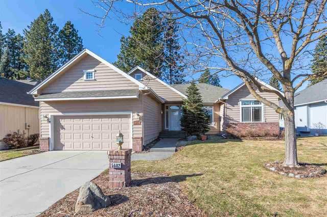 5602 S Hogan Ln, Spokane, WA 99223 (#202011567) :: The Spokane Home Guy Group
