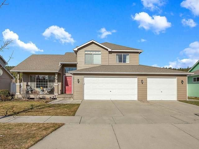 9717 E Princeton Ave, Spokane, WA 99206 (#202011601) :: Prime Real Estate Group