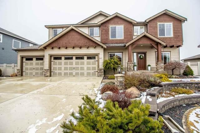 2117 S Selkirk Dr, Spokane, WA 99016 (#202011613) :: Northwest Professional Real Estate