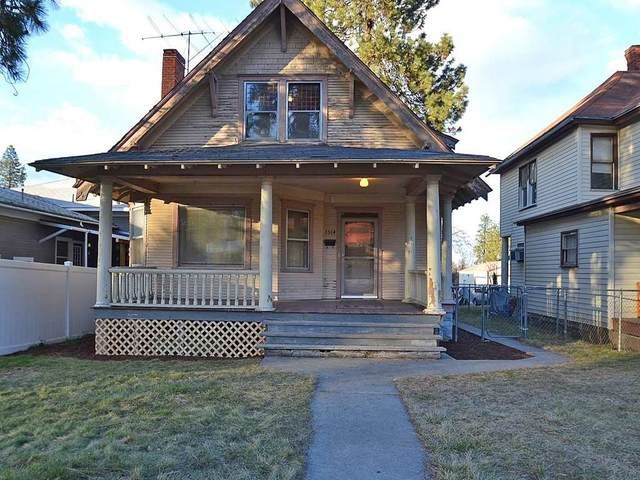 1514 W 10TH Ave, Spokane, WA 99204 (#202011708) :: RMG Real Estate Network