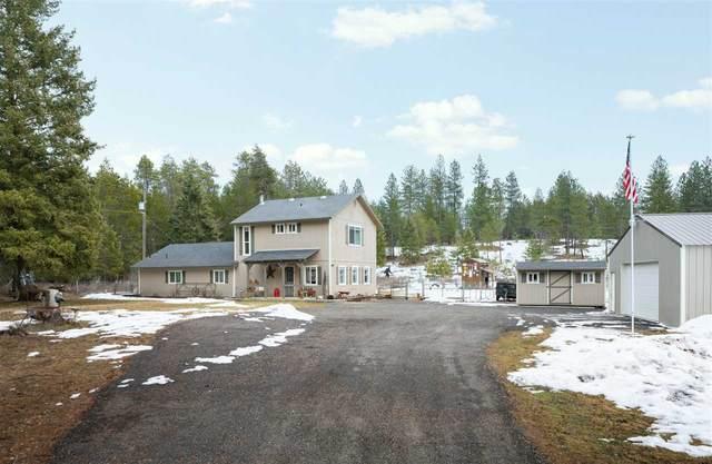 37620 N Valley Rd, Elk, WA 99009 (#202011713) :: RMG Real Estate Network