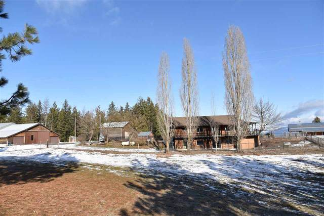 9660 S Gozzer Rd, Harrison, ID 83833 (#202011720) :: The Synergy Group