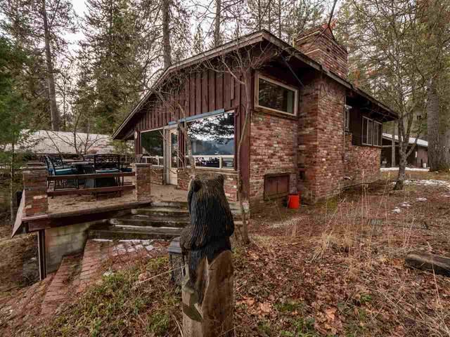 3826A N Deer Lake Rd, Loon Lake, WA 99148 (#202011722) :: The Spokane Home Guy Group