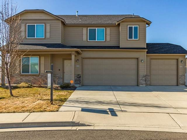 1116 S Comax Ct, Spokane, WA 99224 (#202011753) :: Top Agent Team