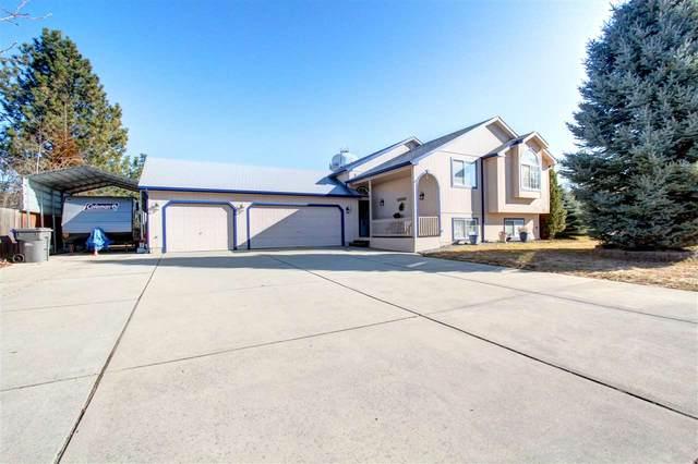 1425 S Glenn Rd, Spokane Valley, WA 99206 (#202011768) :: Prime Real Estate Group
