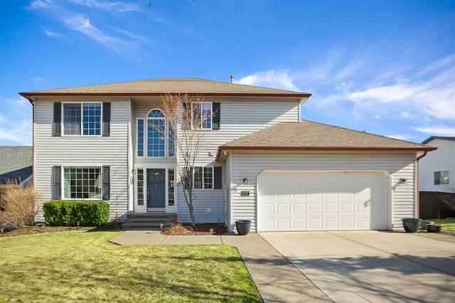 6727 S Moran View St, Spokane, WA 99224 (#202011776) :: Northwest Professional Real Estate