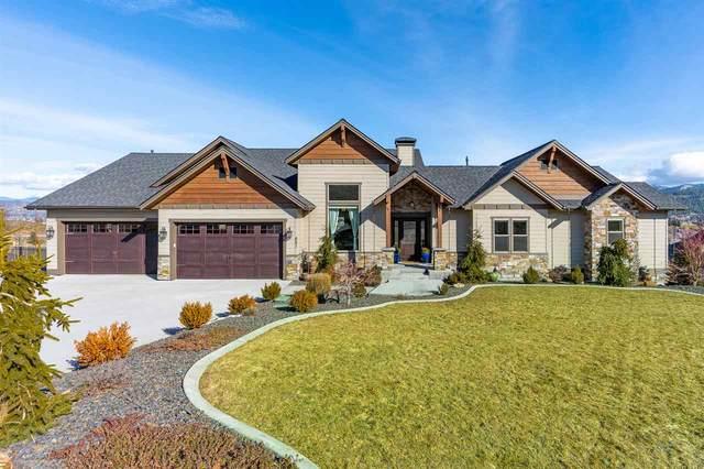 651 N Holiday Hills Dr, Liberty Lake, WA 99019 (#202011783) :: The Hardie Group