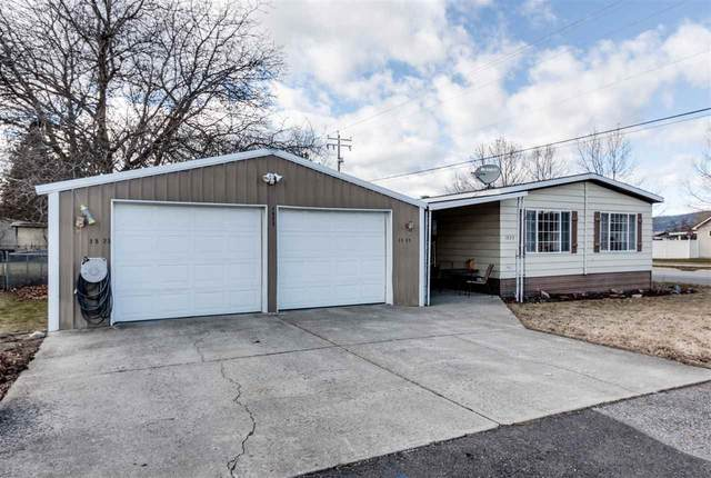 1523 N Aladdin Rd, Greenacres, WA 99016 (#202011792) :: Prime Real Estate Group