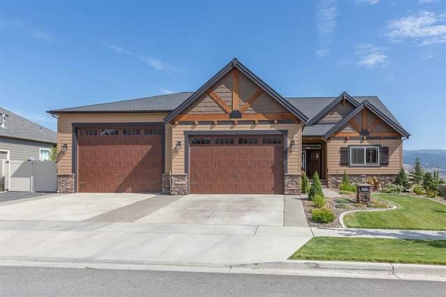 18015 E Daystar Rd, Greenacres, WA 99016 (#202011814) :: The Spokane Home Guy Group