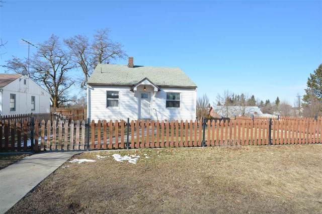 302 5th St, Davenport, WA 99029 (#202011883) :: Prime Real Estate Group