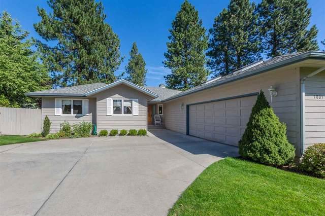 1805 E 51st Ave, Spokane, WA 99223 (#202011886) :: Prime Real Estate Group