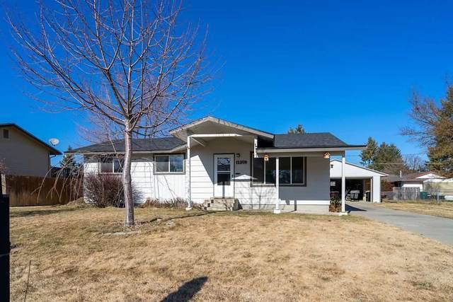 12809 E 31st Ave, Spokane Valley, WA 99216 (#202011917) :: The Hardie Group