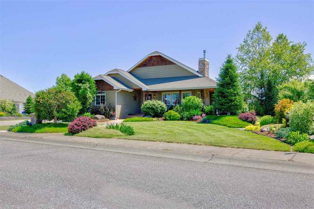 808 N Country Club Dr, Deer Park, WA 99006 (#202011973) :: The Synergy Group