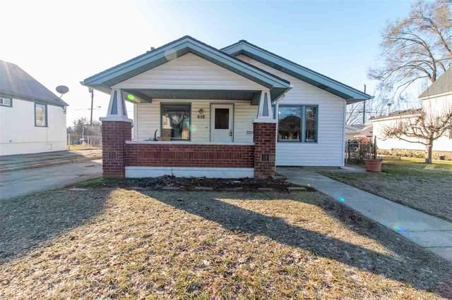 418 E Gordon Ave, Spokane, WA 99207 (#202011978) :: The Spokane Home Guy Group
