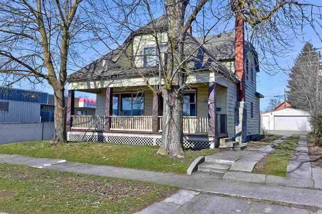 913 E Baldwin Ave, Spokane, WA 99207 (#202011982) :: Northwest Professional Real Estate