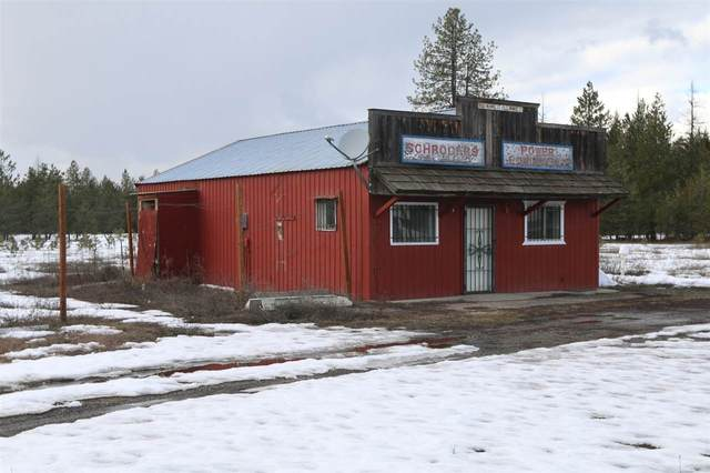 40203 N Newport Hwy, Elk, WA 99009 (#202012001) :: Keller Williams Realty Colville