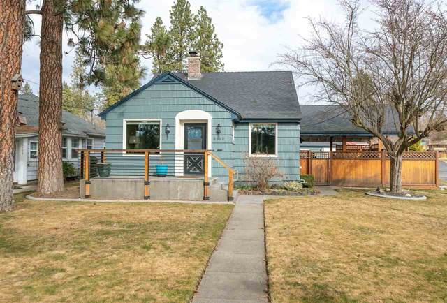 3102 N Columbia Cir, Spokane, WA 99205 (#202012042) :: The Synergy Group