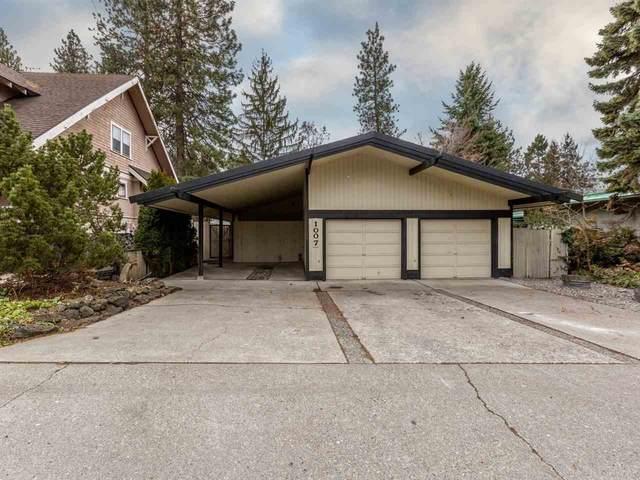 1007 W 13th Ave, Spokane, WA 99204 (#202012043) :: Prime Real Estate Group