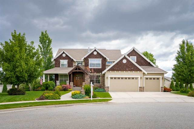 17017 E 18th Ct, Veradale, WA 99037 (#202012067) :: The Spokane Home Guy Group