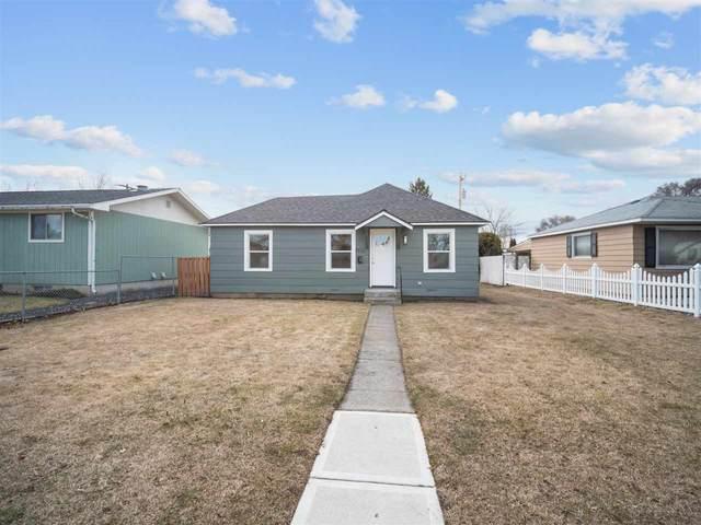 1732 E Sanson Ave, Spokane, WA 99207 (#202012086) :: Chapman Real Estate