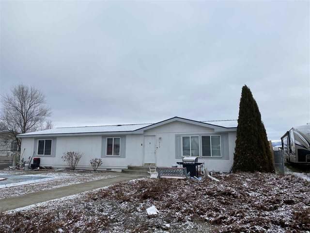 612 N Shamrock Rd, Spokane Valley, WA 99037 (#202012091) :: Chapman Real Estate