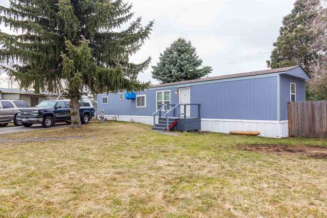 1425 N Grady Rd, Greenacres, WA 99016 (#202012100) :: Northwest Professional Real Estate