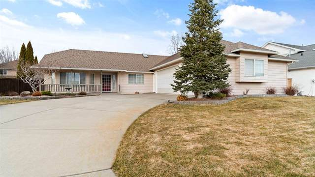 15215 E 19th Ct, Spokane Valley, WA 99037 (#202012123) :: The Synergy Group