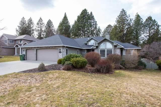 3908 S Custer St, Spokane, WA 99223 (#202012125) :: The Synergy Group