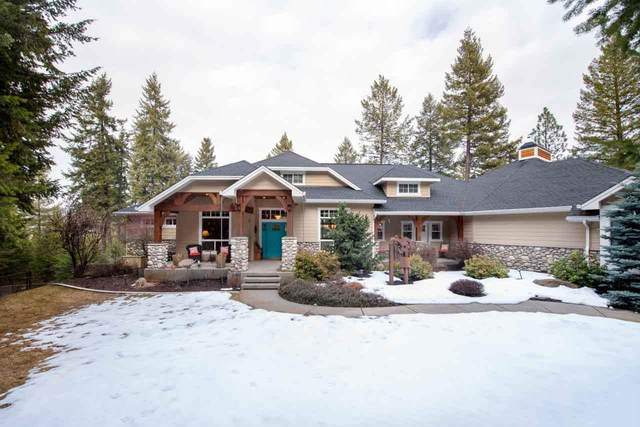 9926 N Genevieve Ln, Newman Lake, WA 99025 (#202012132) :: The Synergy Group