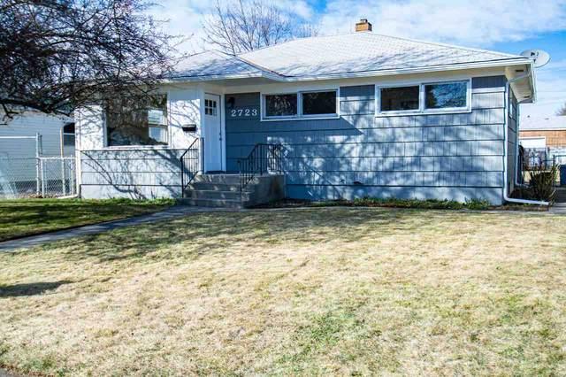 2723 E South Crescent St, Spokane, WA 99207 (#202012147) :: The Spokane Home Guy Group