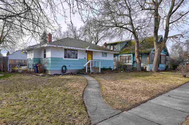 1107 W Frederick Ave, Spokane, WA 99205 (#202012165) :: The Spokane Home Guy Group