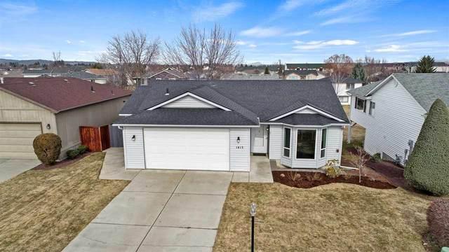 1415 E Houghton Ct, Spokane, WA 99217 (#202012172) :: The Spokane Home Guy Group