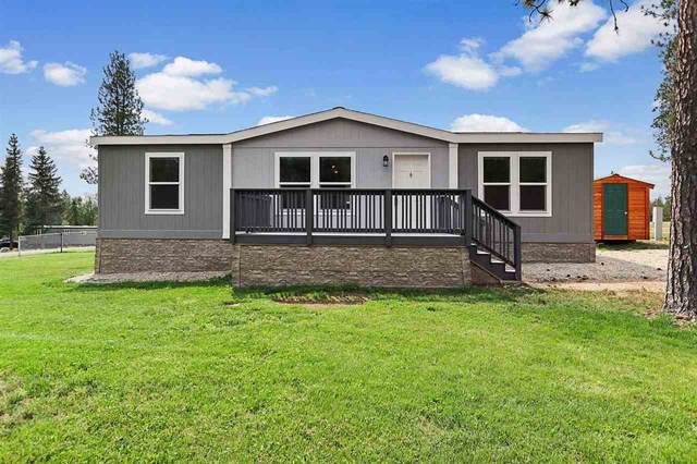35312 N Newport Highway #86, Chattaroy, WA 99003 (#202012307) :: RMG Real Estate Network