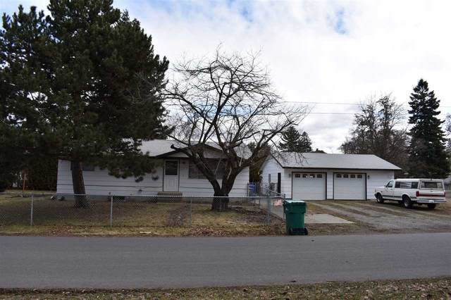 3110 N Dick Rd, Spokane Valley, WA 99212 (#202012339) :: The Synergy Group