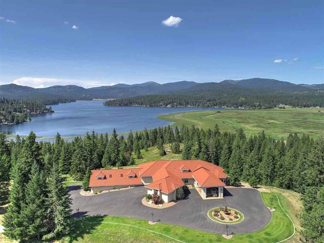 10607 N West Newman Lake Rd, Newman Lake, WA 99025 (#202012483) :: The Hardie Group