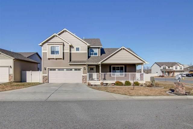 1110 S Harmony Ct, Greenacres, WA 99016 (#202012491) :: Prime Real Estate Group