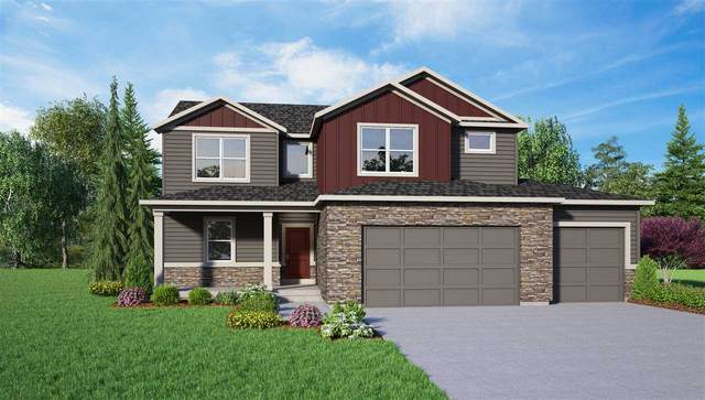 21375 E Acadia Ct, Liberty Lake, WA 99019 (#202012603) :: The Hardie Group