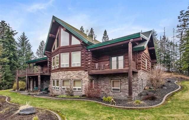 122 Makridge Ln Kingston, Other, ID 83839 (#202012627) :: The Spokane Home Guy Group